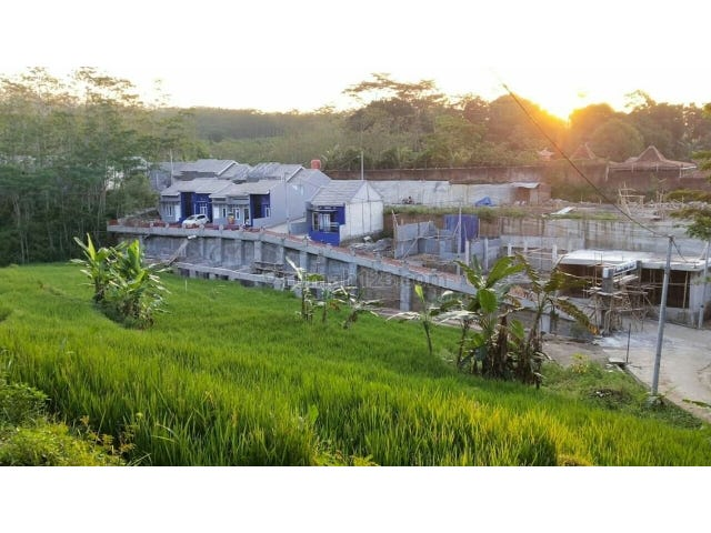 Dekat Obyek Wisata Watu Gunung Semarang Jawa Tengah